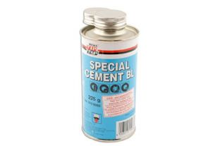 Connect 35095 Blue Cement for Tyre Patches 225gm Can Qty 1